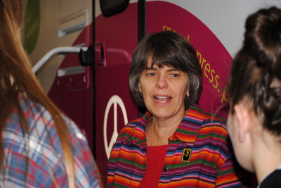 Mary Beth Tinker: Taking Her Rights on a Tour