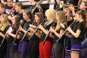 BVNW band members advance to state