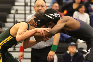 Wrestling team takes third at state, celebrates two individual champions