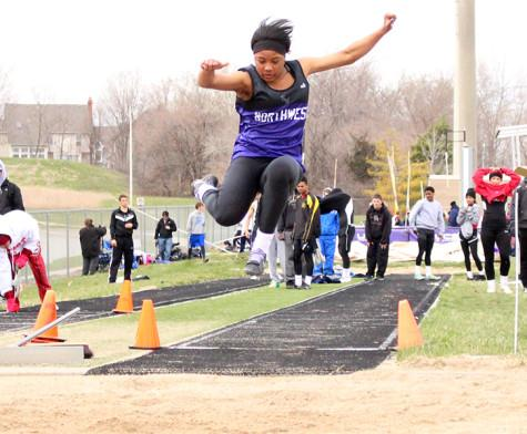 BVNW track competes at the 2014 Spring Classic