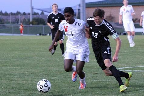 Photo Gallery: Boys varsity soccer vs. BVW
