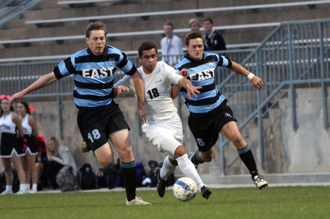 Photo Gallery: Boys soccer vs. Shawnee Mission East