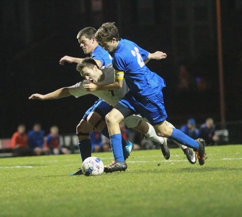 Photo Gallery: Boys soccer vs. Gardner Edgerton