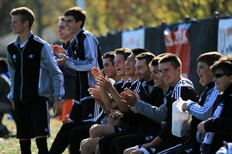 Boys varsity soccer takes third at state