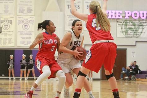 Photo Gallery: Girls basketball vs. Bishop Miege