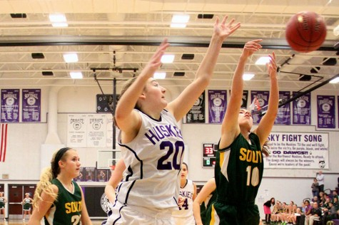 Photo Gallery: Girls basketball vs. Shawnee Mission South