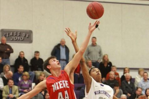 Photo Gallery: Boys basketball vs. Bishop Miege