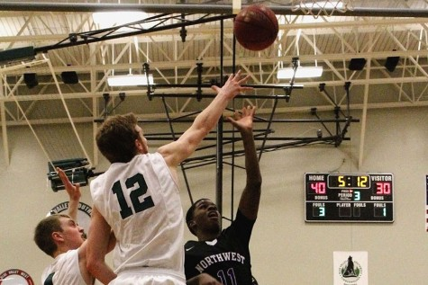 Photo Gallery: boys varsity basketball vs. BVSW