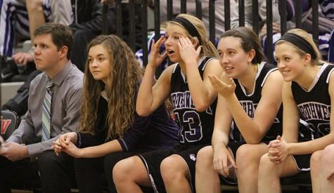 Photo gallery: girls varsity basketball vs. BVW