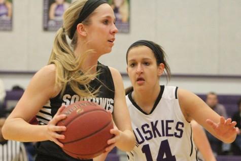 Girls varsity basketball team defeated by BVSW 45-62