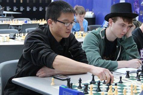 BVNW places 2nd in Chess Classic