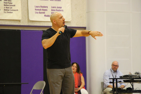 Kevin Hines assembly