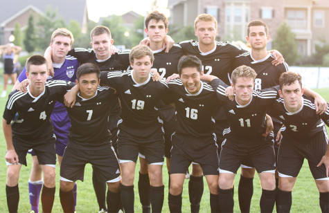 Boys varsity soccer defeats BVN