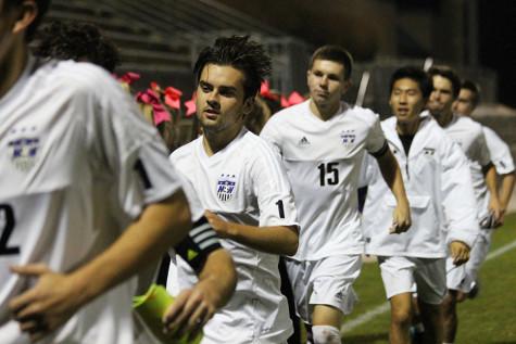 Gallery: Boys soccer defeats Bishop Miege
