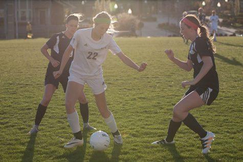 Girls soccer shuts out BVN, 2-0