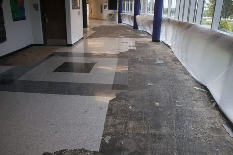 BVNW updates flooring