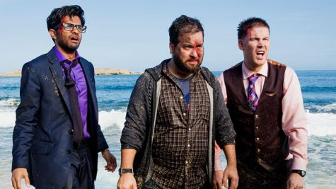"Alumni write and direct new TBS show ""Wrecked"""