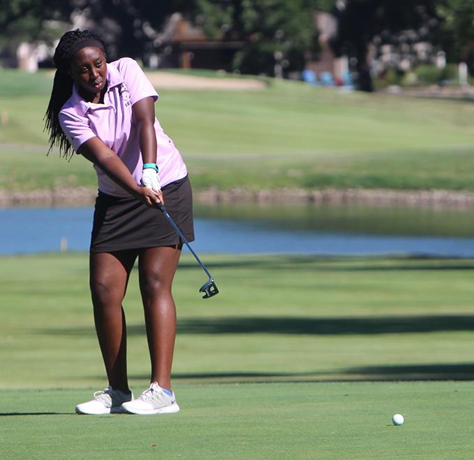 Gallery: EKL first round girls golf
