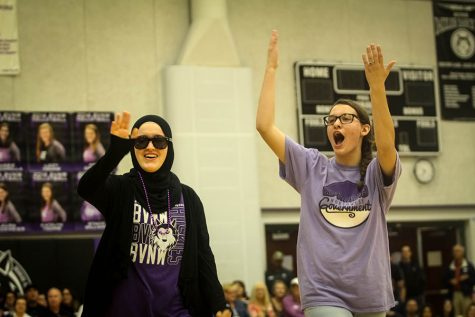 Gallery: Homecoming Assembly