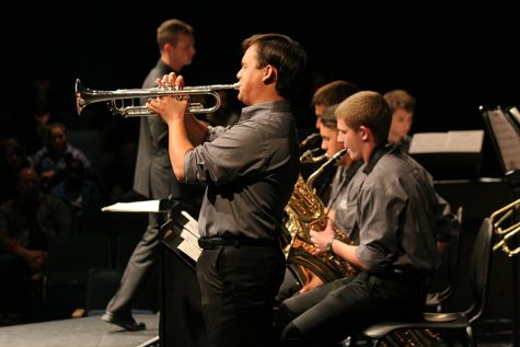 Gallery: Jazz Band performs in the little theater