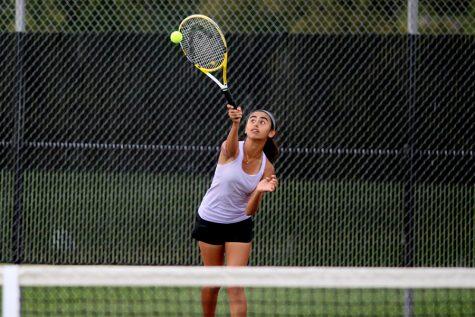 Girls tennis defeats BVSW 6-3
