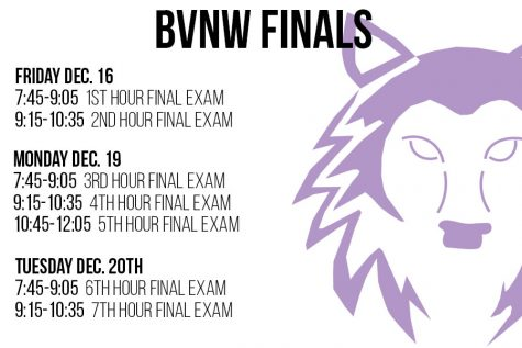 First semester finals to be split over a weekend