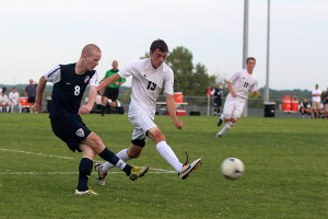 Boys soccer to advance in the Top Dawg Tournament