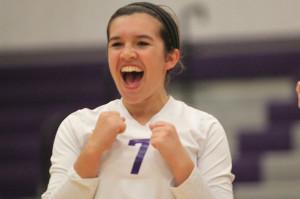 Volleyball continues winning streak