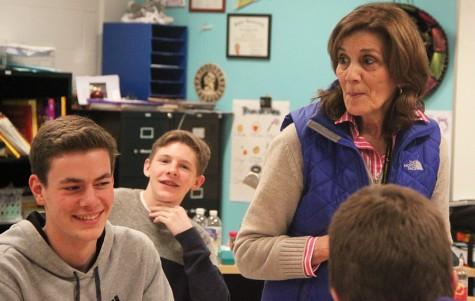 Temporary teachers