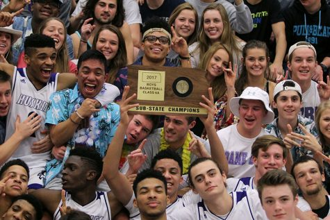 BVNW routs Gardner, 72-35 to claim substate crown