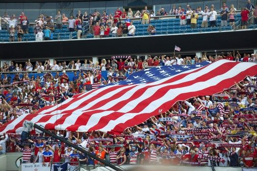 How missing the World Cup could benefit the USA
