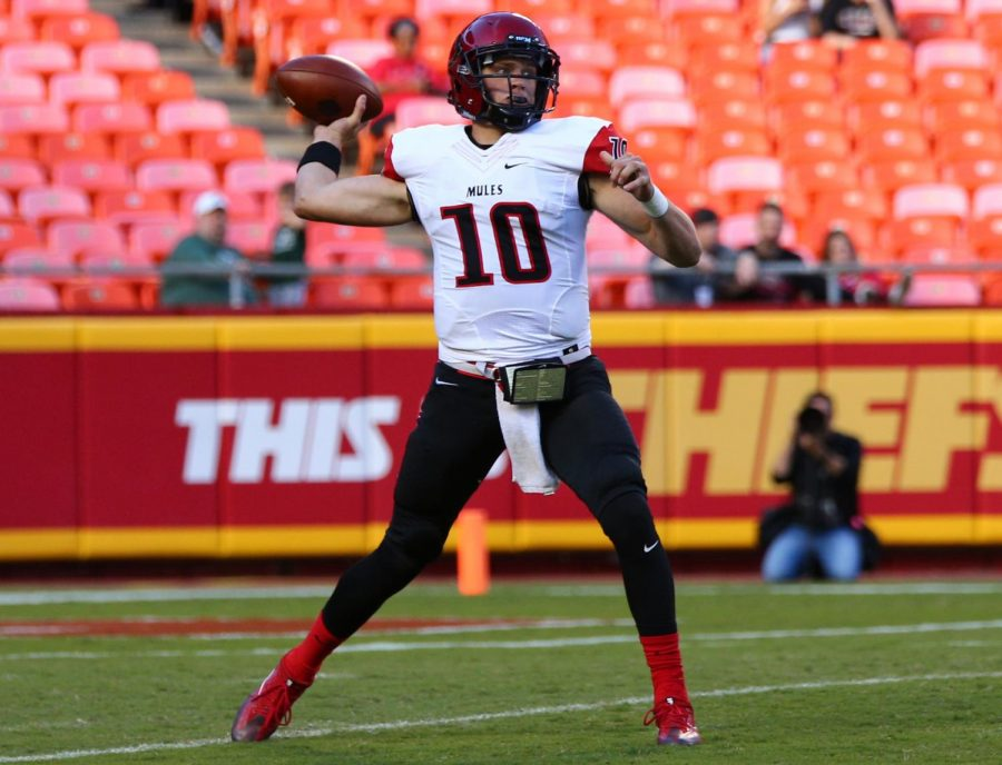 2012 BVNW graduate Garrett Fugate signed a two-year deal with the Montreal Alouettes Wednesday, Jan. 24.