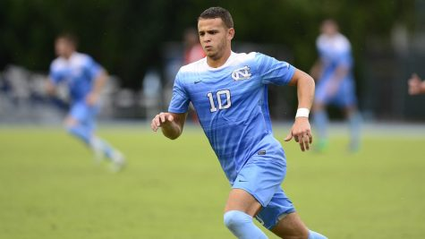Sporting KC signs 2014 graduate Zach Wright